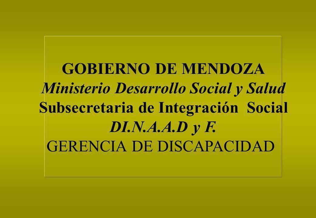 Subsecretaria de Integración Social