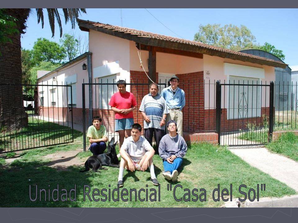 Unidad Residencial Casa del Sol