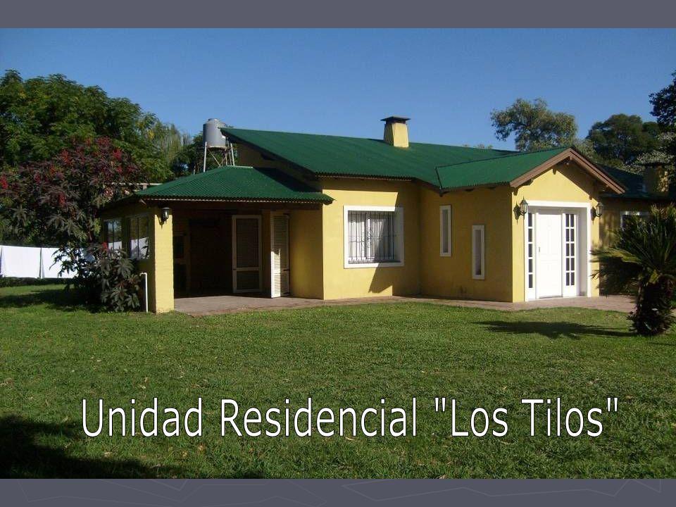 Unidad Residencial Los Tilos
