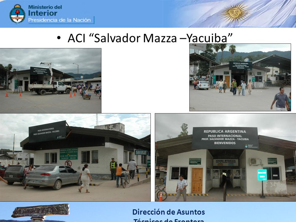ACI Salvador Mazza –Yacuiba