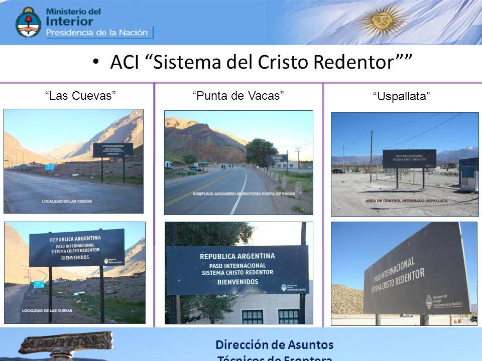 ACI Sistema del Cristo Redentor
