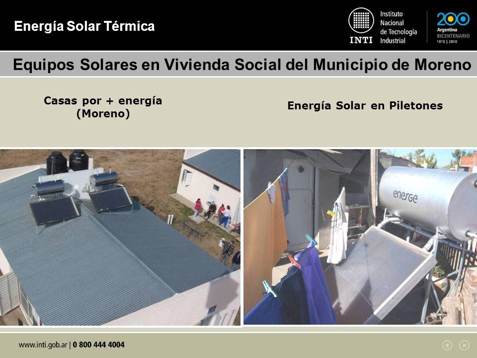 Casas por + energía (Moreno)