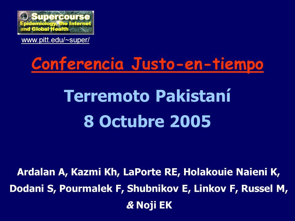Conferencia Justo-en-tiempo