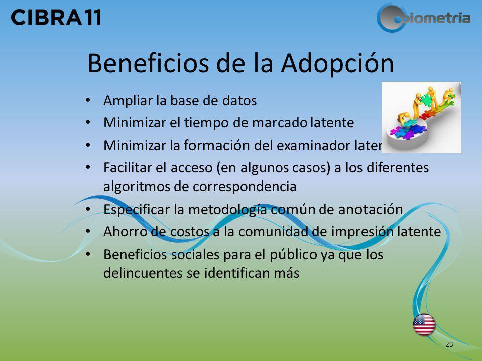 Beneficios de la Adopción