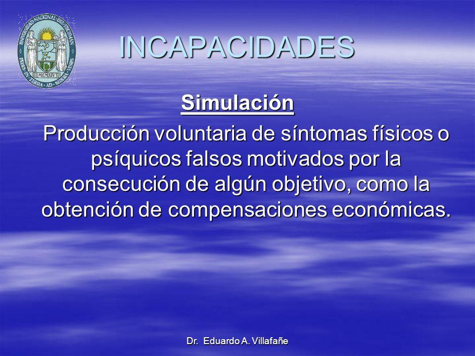 INCAPACIDADES Simulación