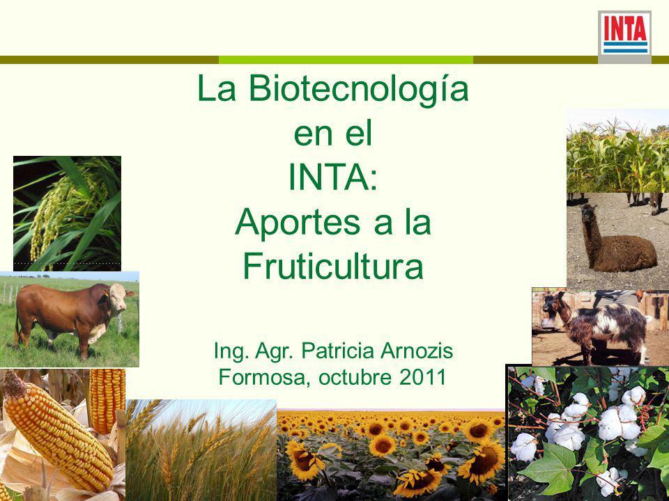 Aportes a la Fruticultura