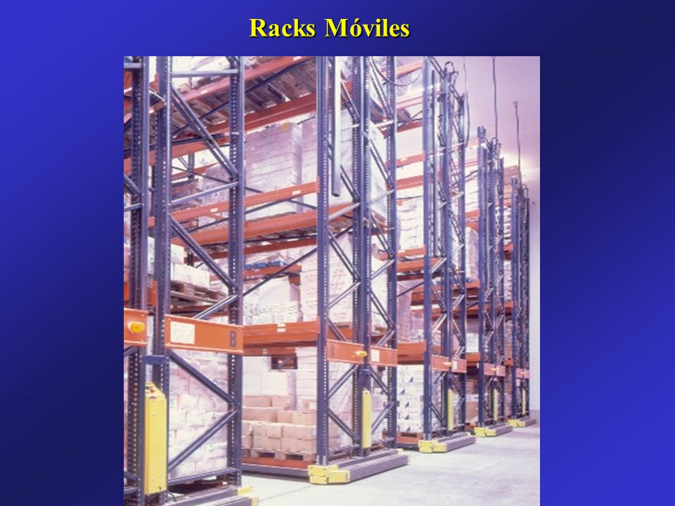 Racks Móviles
