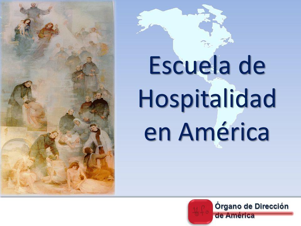 Escuela de Hospitalidad en América