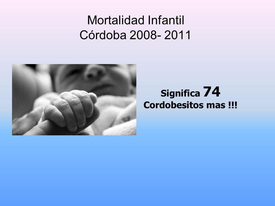 Significa 74 Cordobesitos mas !!!