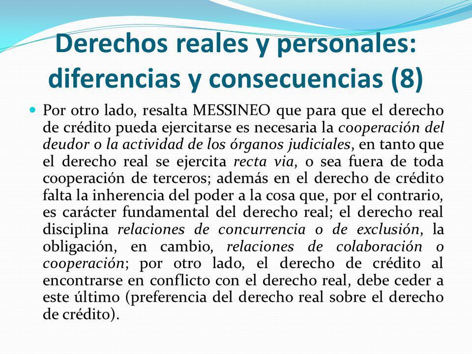 Derechos reales y personales: diferencias y consecuencias (8)