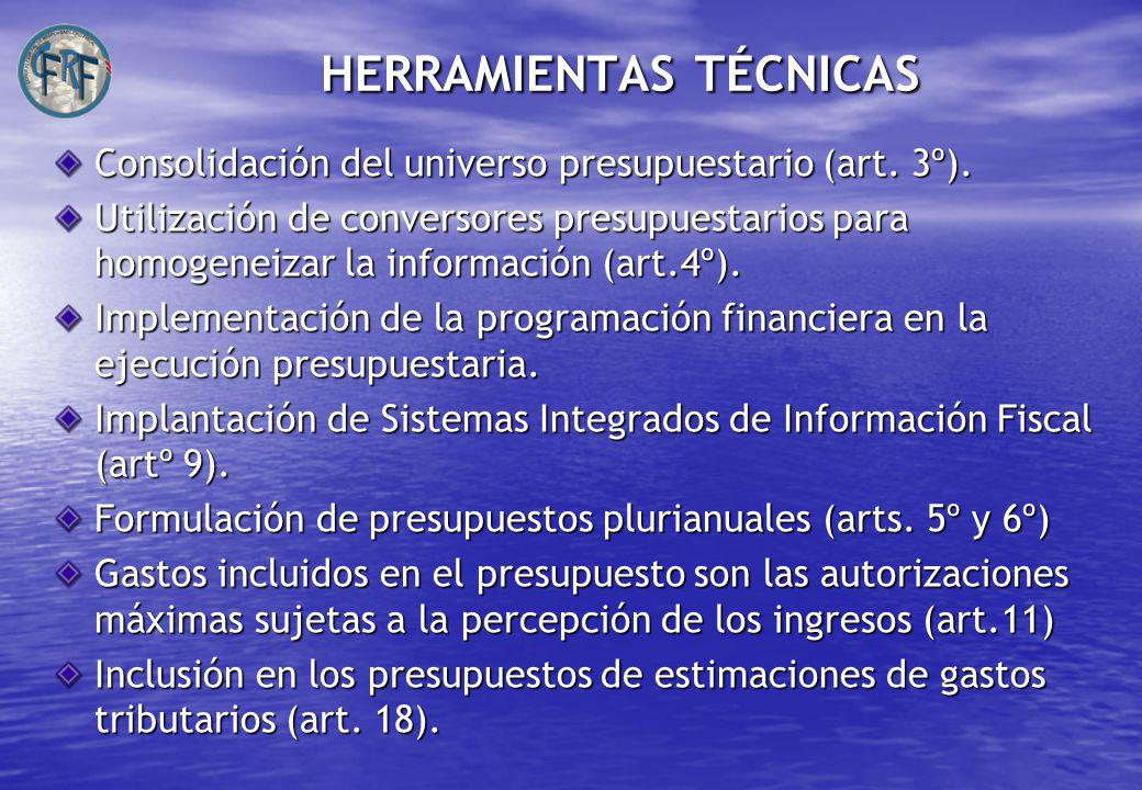 HERRAMIENTAS TÉCNICAS