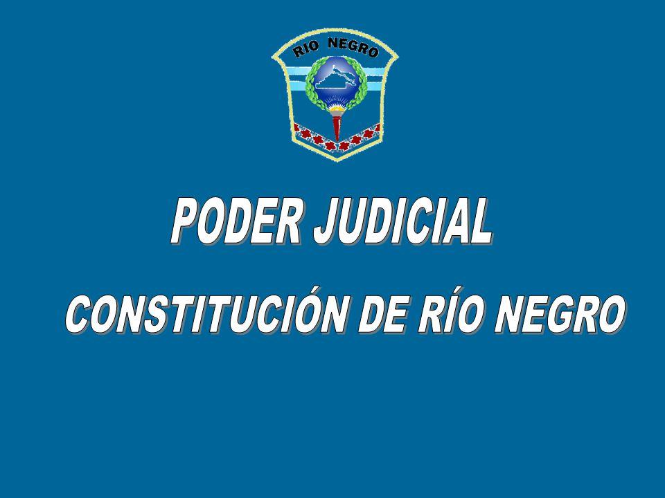 CONSTITUCIÓN DE RÍO NEGRO