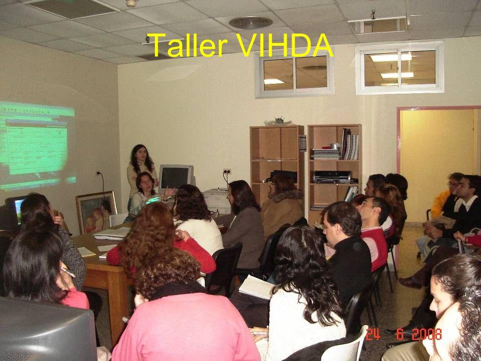 Taller VIHDA