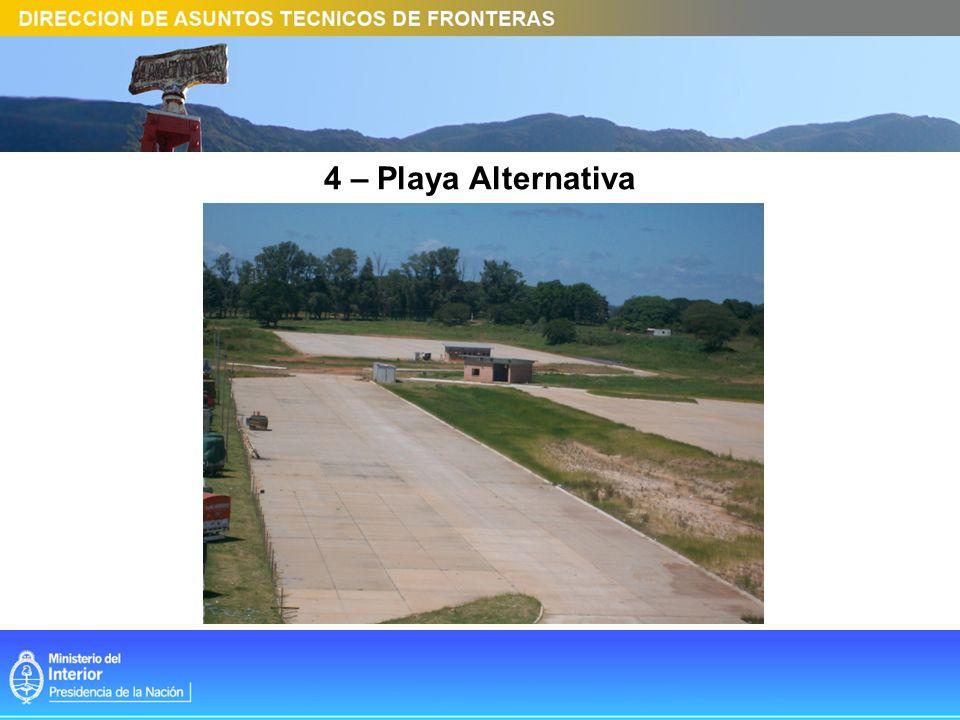 4 – Playa Alternativa
