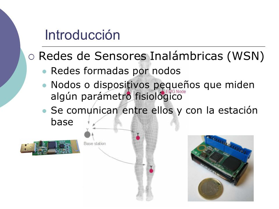 Introducción Redes de Sensores Inalámbricas (WSN)