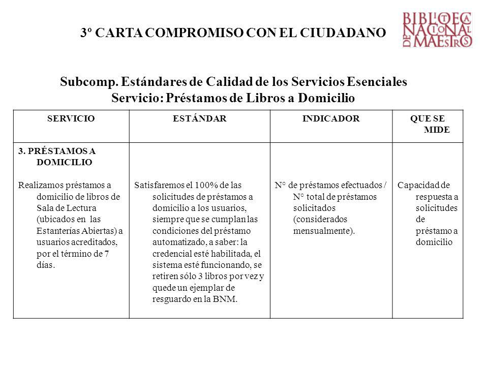 3º CARTA COMPROMISO CON EL CIUDADANO