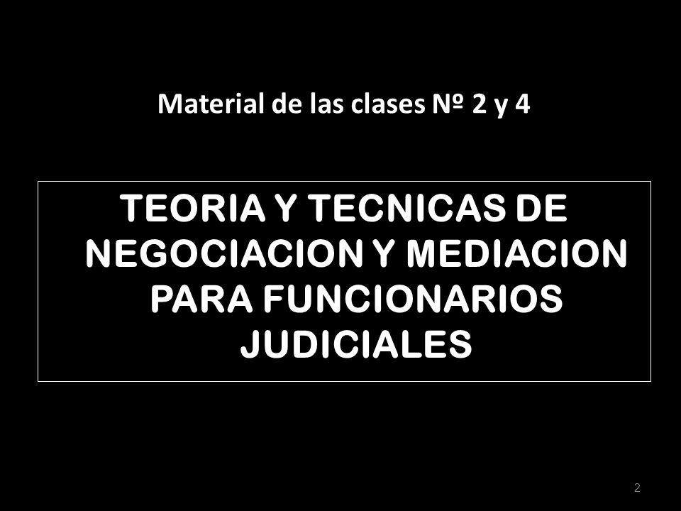 Material de las clases Nº 2 y 4