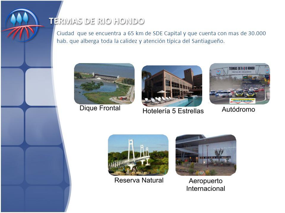 TERMAS DE RIO HONDO
