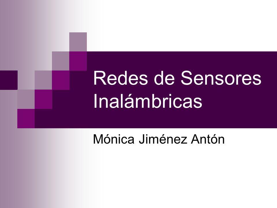 Redes de Sensores Inalámbricas