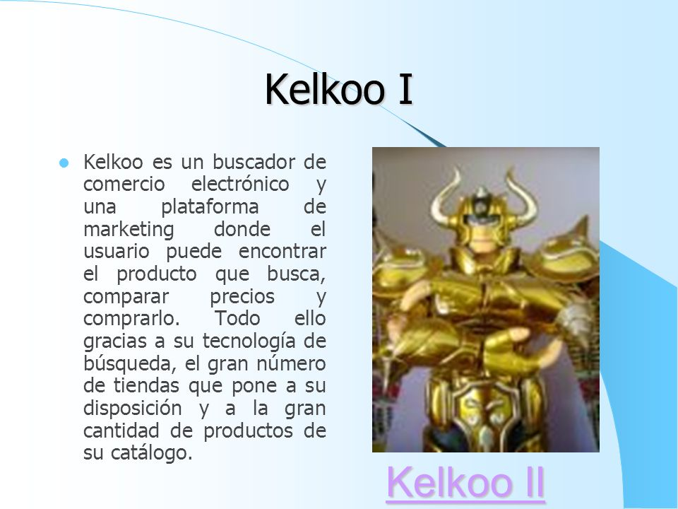 Kelkoo I