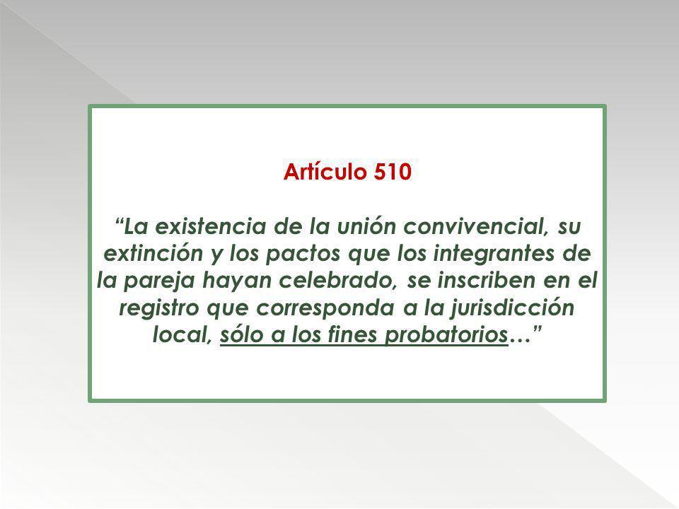 Artículo 510
