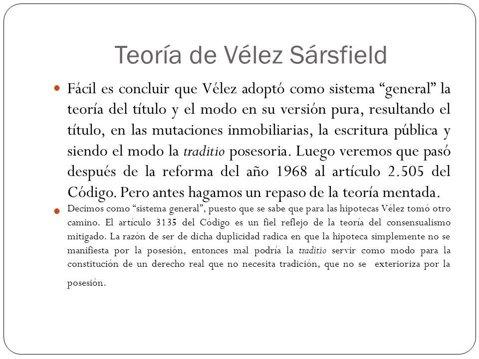 Teoría de Vélez Sársfield