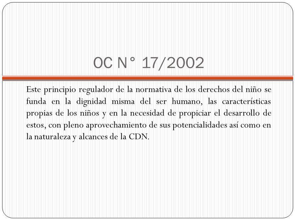 OC N° 17/2002