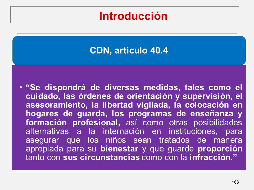 Introducción CDN, artículo 40.4
