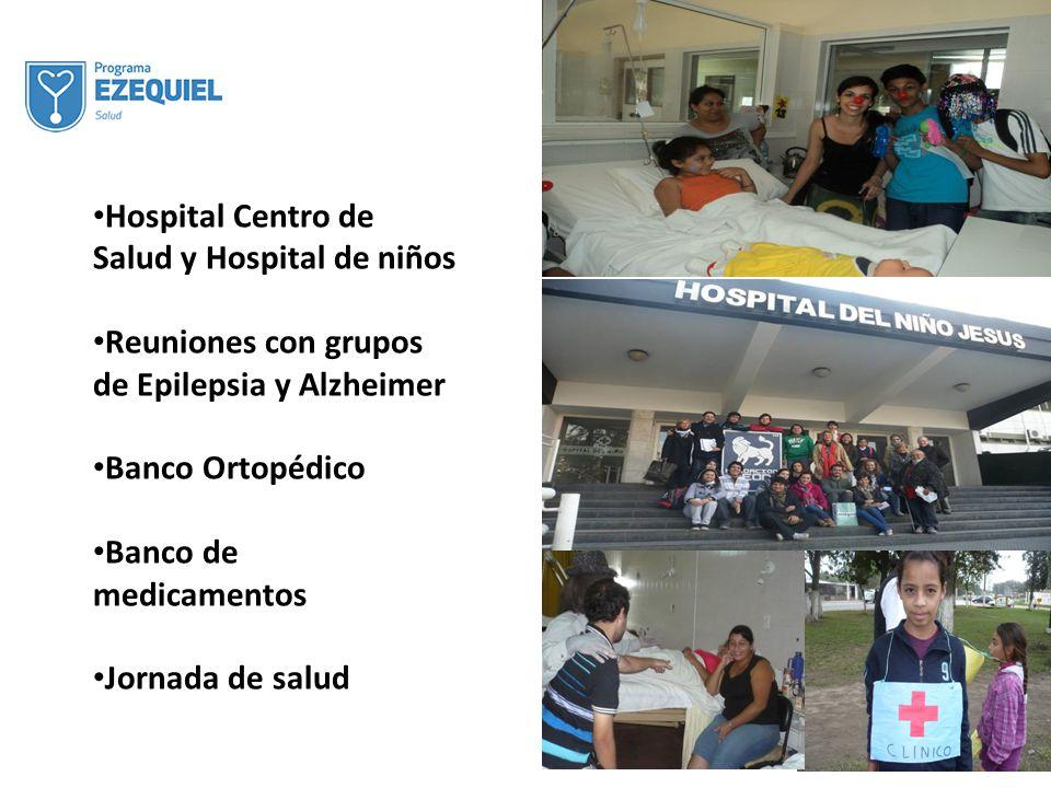 Hospital Centro de Salud y Hospital de niños