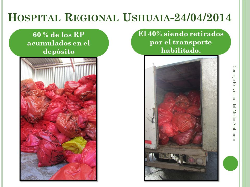 Hospital Regional Ushuaia-24/04/2014