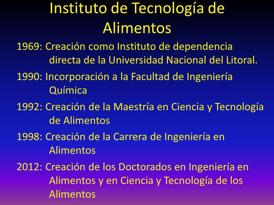 Instituto de Tecnología de Alimentos