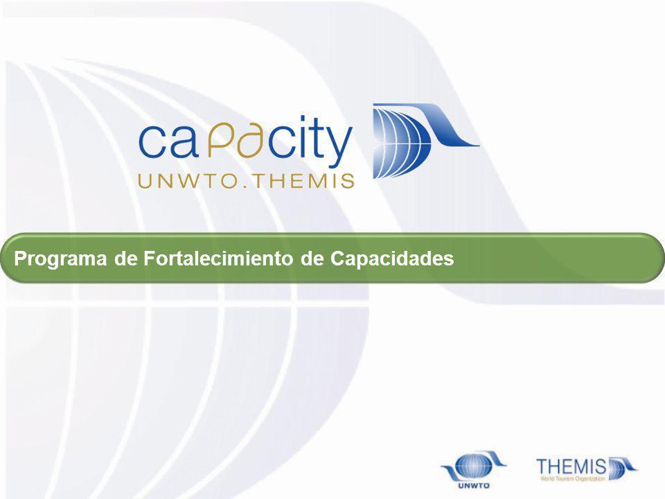 Programa de Fortalecimiento de Capacidades