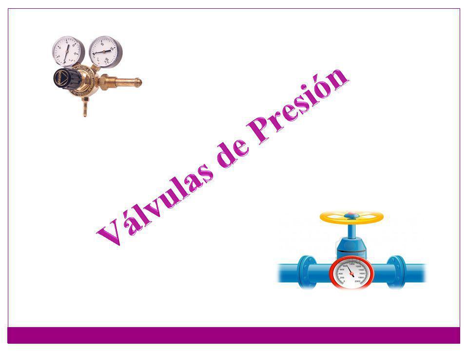 Válvulas de Presión