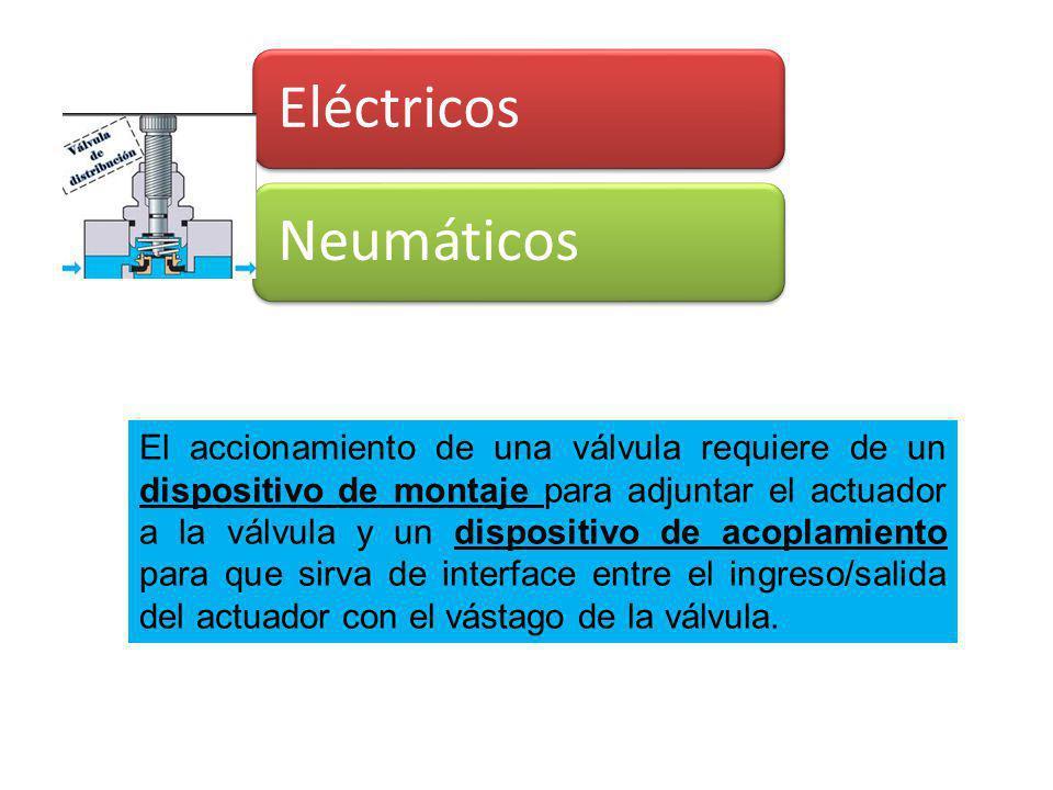 Eléctricos Neumáticos