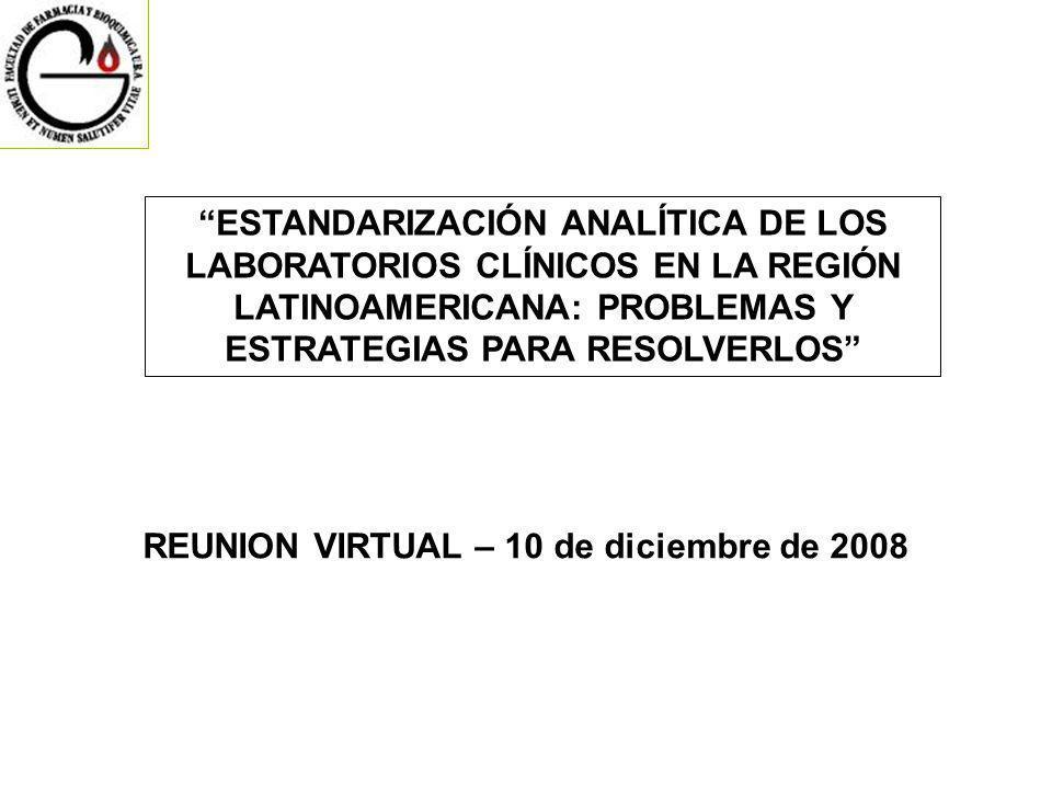 REUNION VIRTUAL – 10 de diciembre de 2008