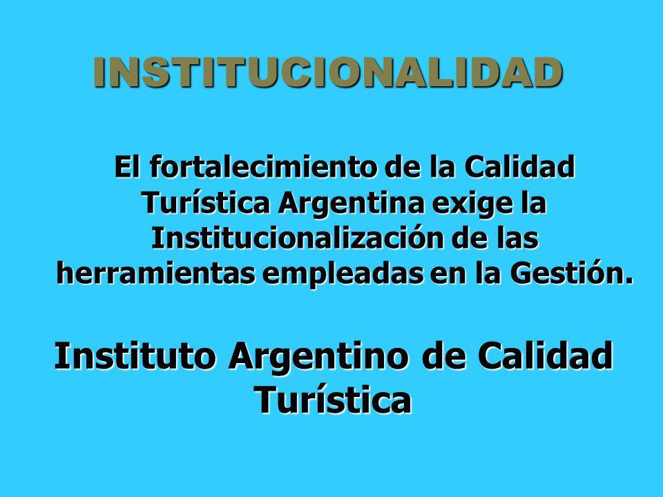 Instituto Argentino de Calidad Turística