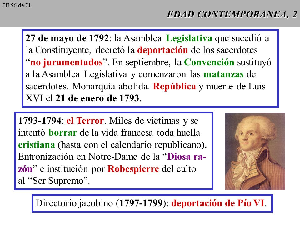 27 de mayo de 1792: la Asamblea Legislativa que sucedió a