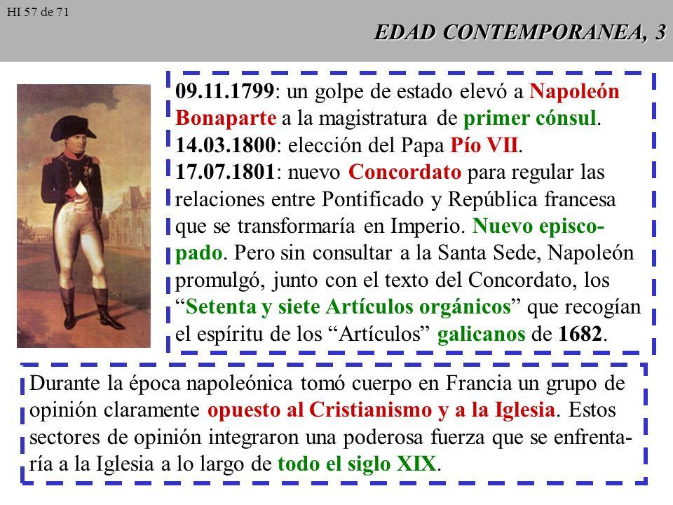09.11.1799: un golpe de estado elevó a Napoleón