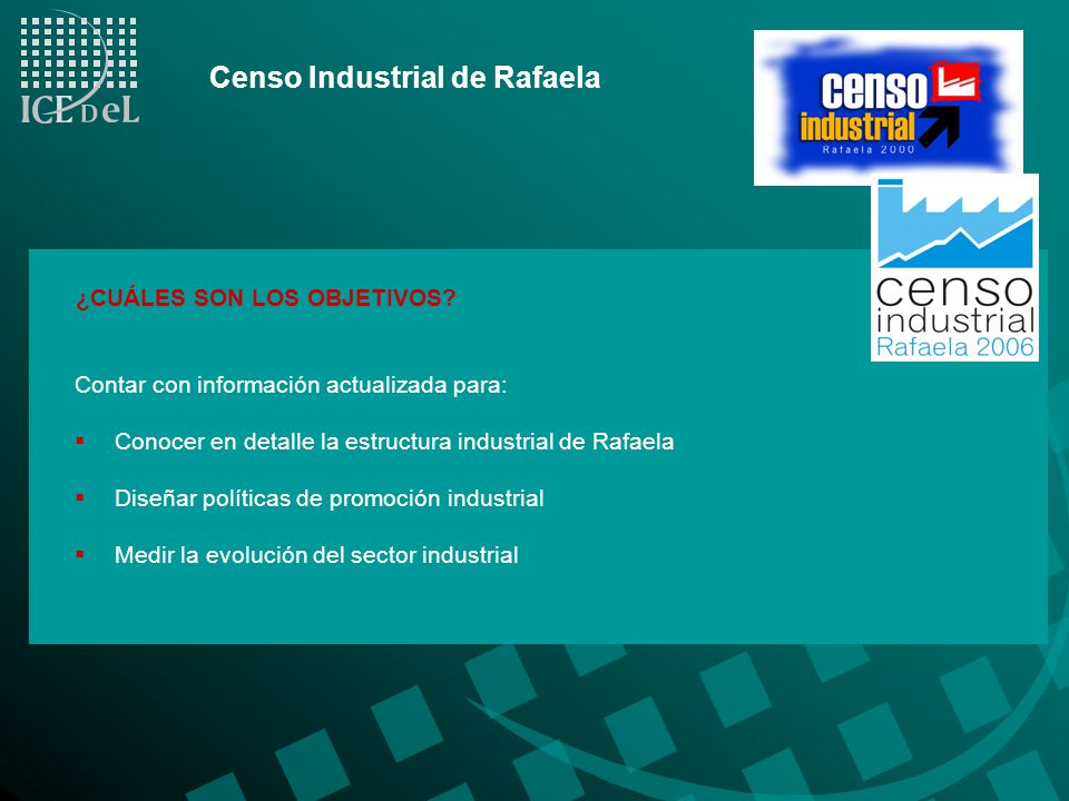 Censo Industrial de Rafaela