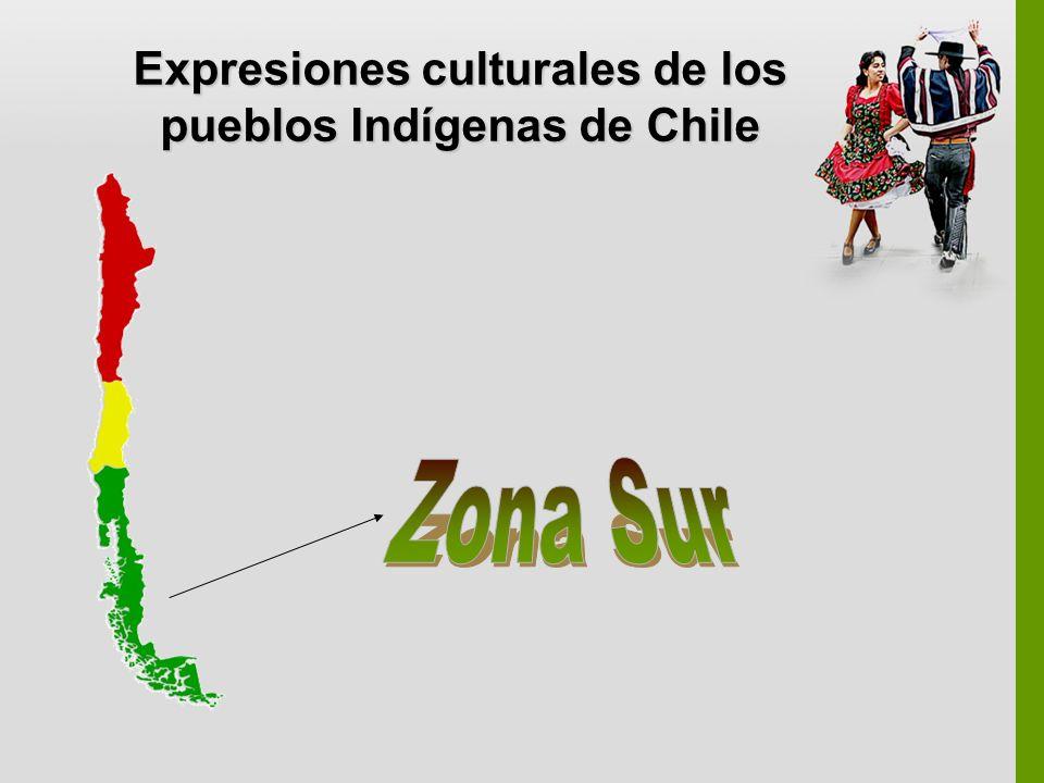 Expresiones culturales de los pueblos Indígenas de Chile
