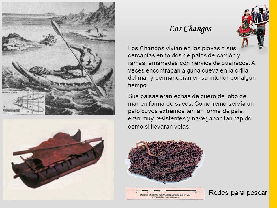 Los Changos Redes para pescar