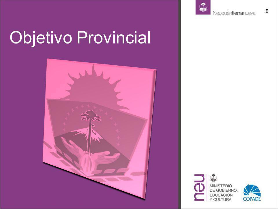 Objetivo Provincial Red de Salud | UGS abril de 2017