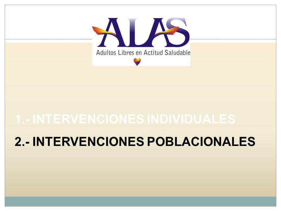 1.- INTERVENCIONES INDIVIDUALES