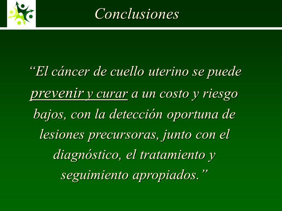 El cáncer de cuello uterino se puede