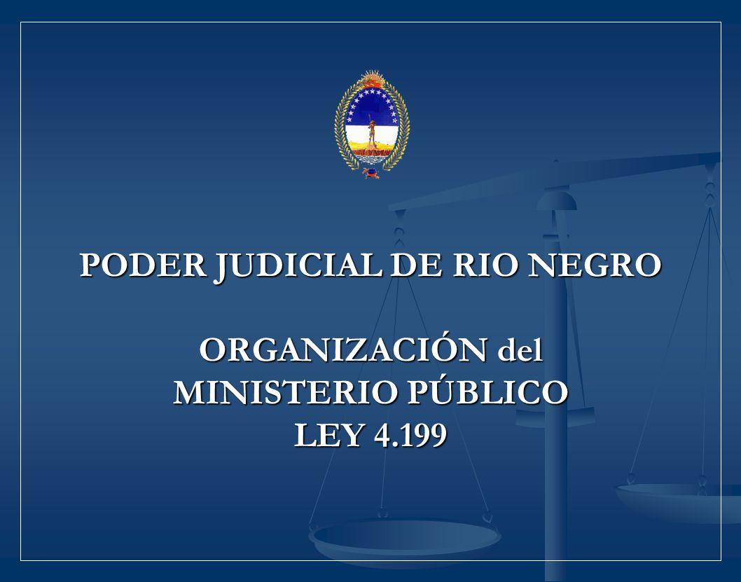 PODER JUDICIAL DE RIO NEGRO