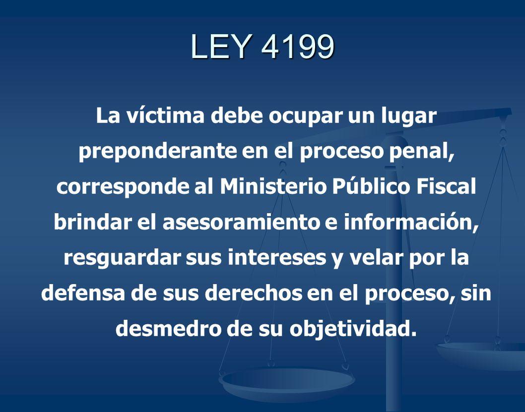LEY 4199