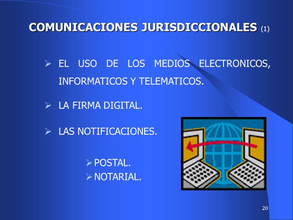 COMUNICACIONES JURISDICCIONALES (1)