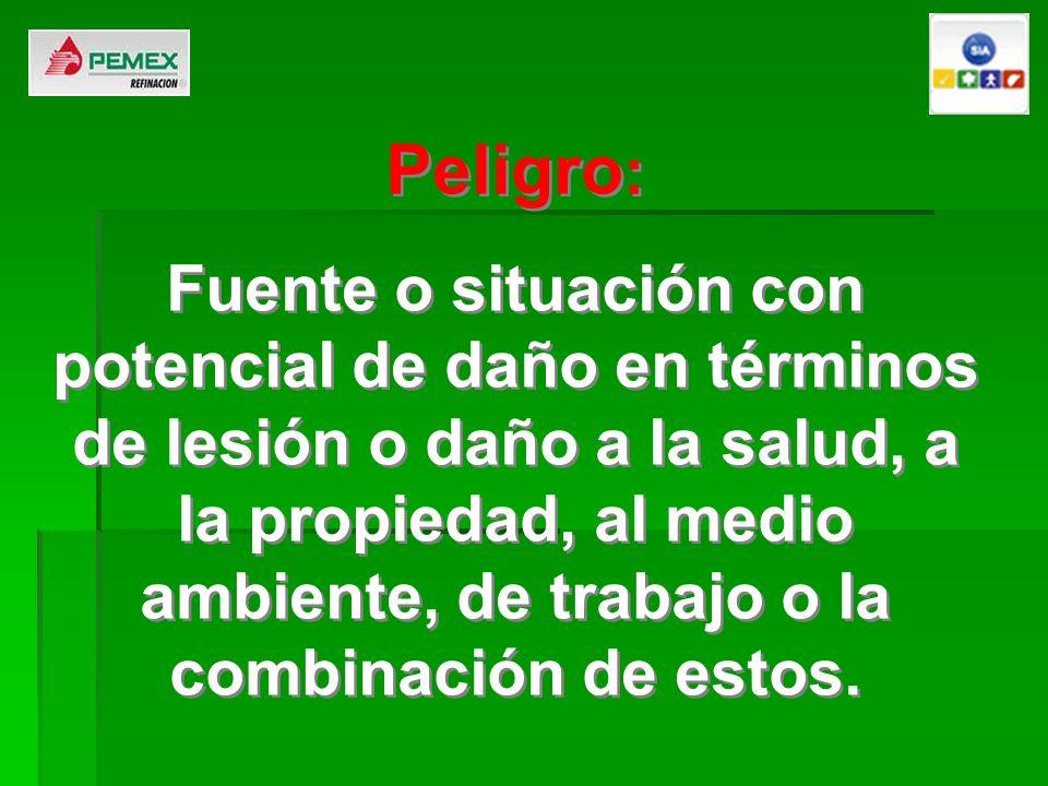 Peligro: