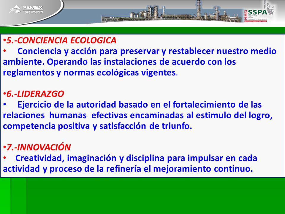 5.-CONCIENCIA ECOLOGICA