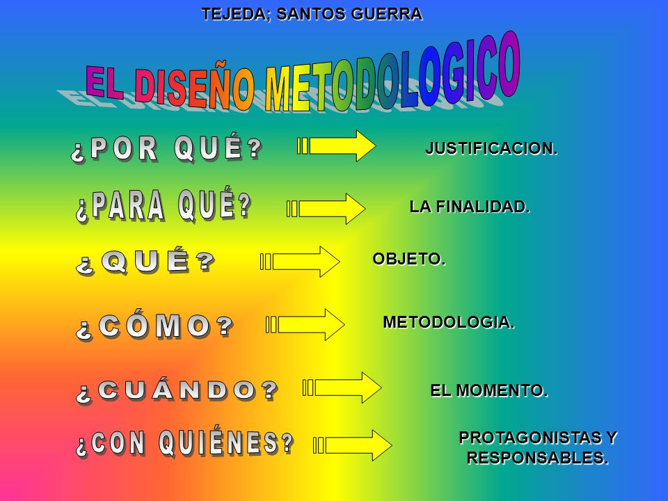 PROTAGONISTAS Y RESPONSABLES.
